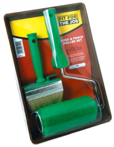 Fit for the job brush and roller offer
